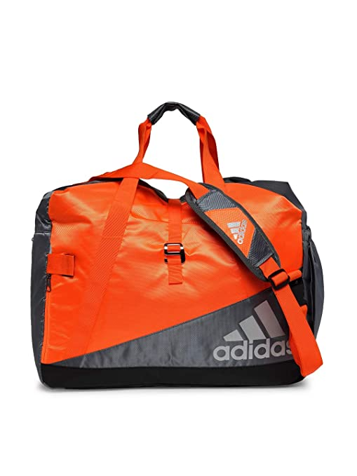 6e85d7f2b49 Buy Adidas Wucht P5 Orange Badminton Kit Bag, 38L Online at Low Prices in  India - Amazon.in