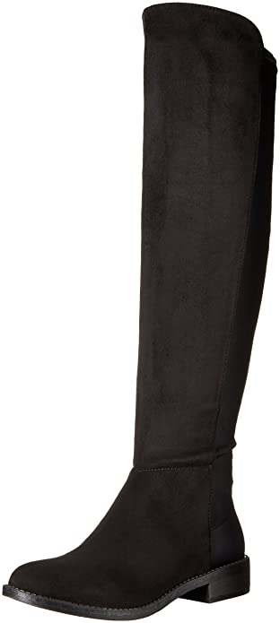 ZIGI SOHO SOHO ZIGI Damens's Oreta Riding Boot, schwarz SD, 6 M US ... 140284