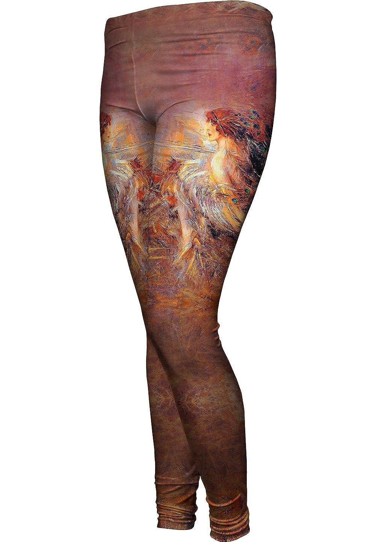 Portrait of The M Giovani Boldini Yizzam -New Ladies Womens Leggings 2457