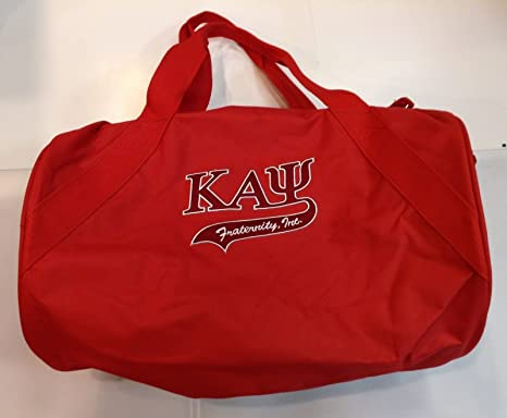 8aaf0259da0e Amazon.com   Kappa Alpha Psi Fraternity Small Duffle Bag   Everything Else