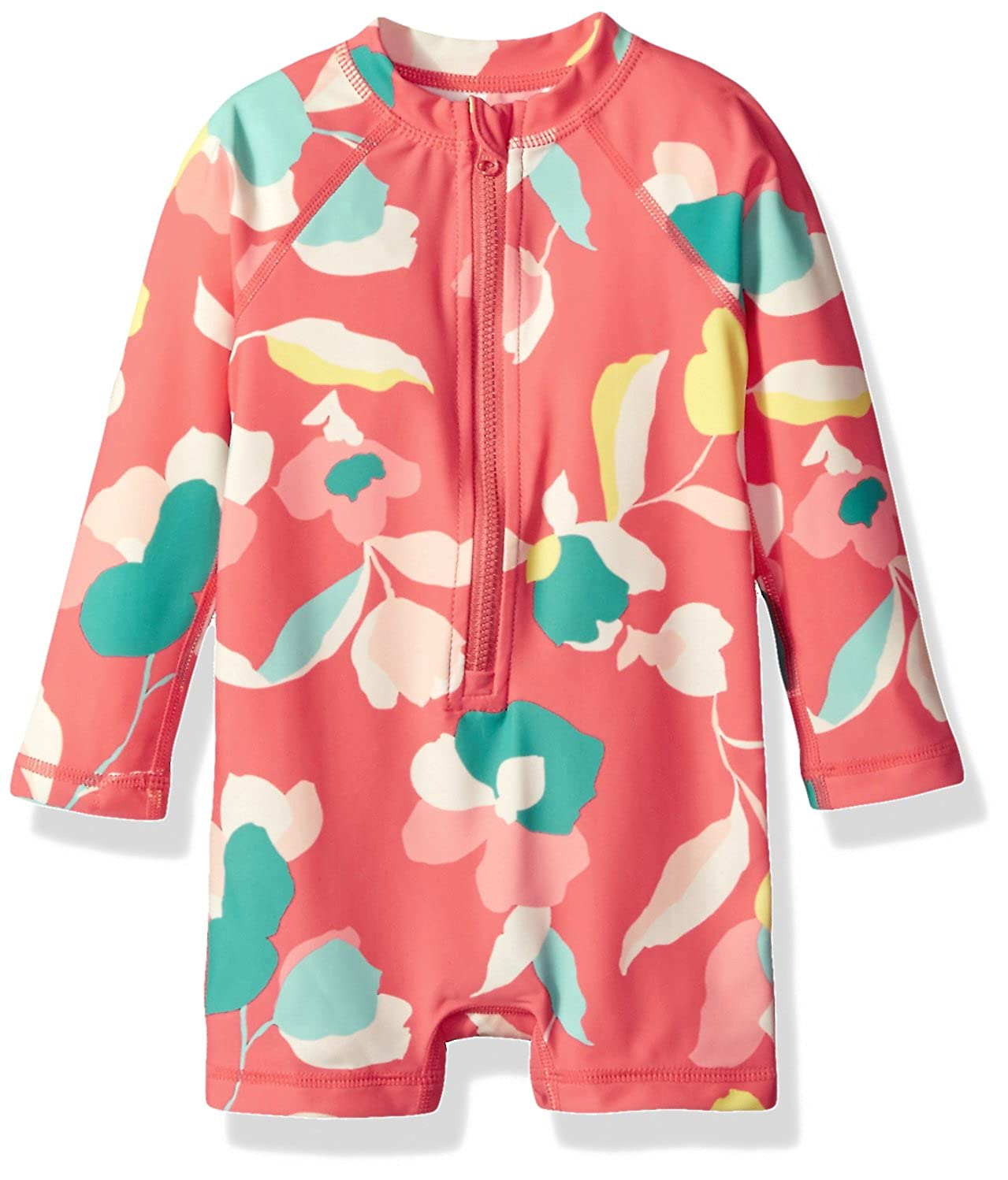 Tea Collection Baby Girls' Passionfruit Rsh Grd One-Piece 7M32604