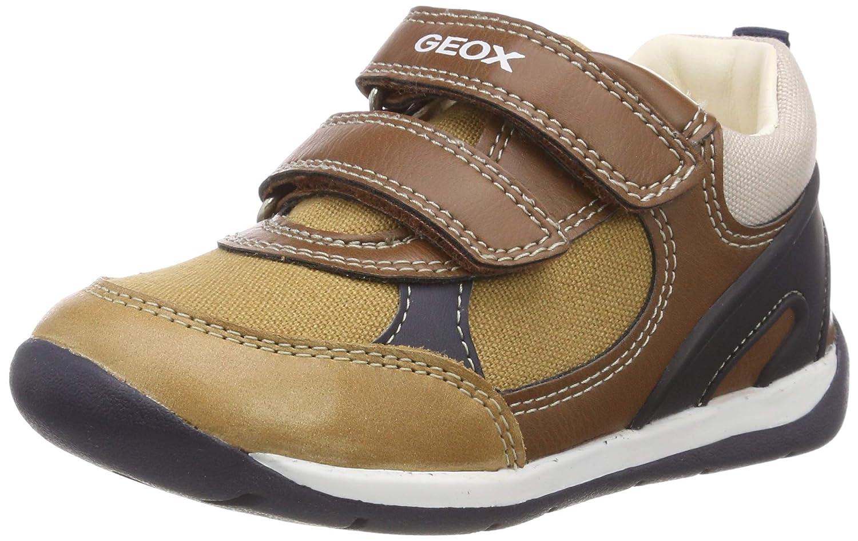 Geox Boy Each Garçon Pas Premiers Basses Chaussures Bébé B Baskets D doCBex