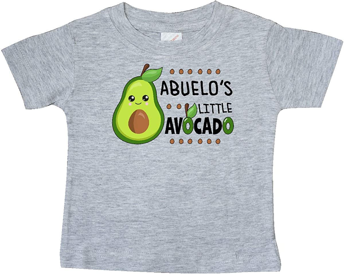 inktastic Abuelos Little Avocado with Cute Baby Avocado Baby T-Shirt