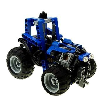1 X Lego Technic Set Modell Nr 8296 Traktor Dune Buggy Blau Auto