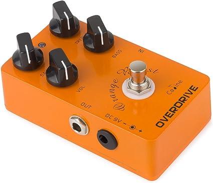 Caline CP-18 - Pedal de efectos para guitarra (preamplificador ...