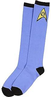 7a907e0e7ed6 Amazon.com: Star Trek Uniform Socks Command, Science, Engineering ...