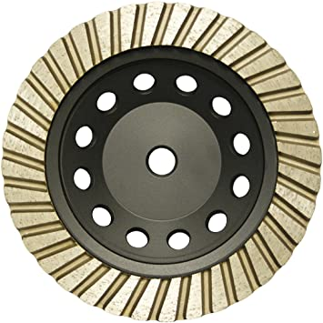 """MINI-SLAYER Turbo Grinding Cups 4/"""" x 5//8/""""-11 Coarse"""