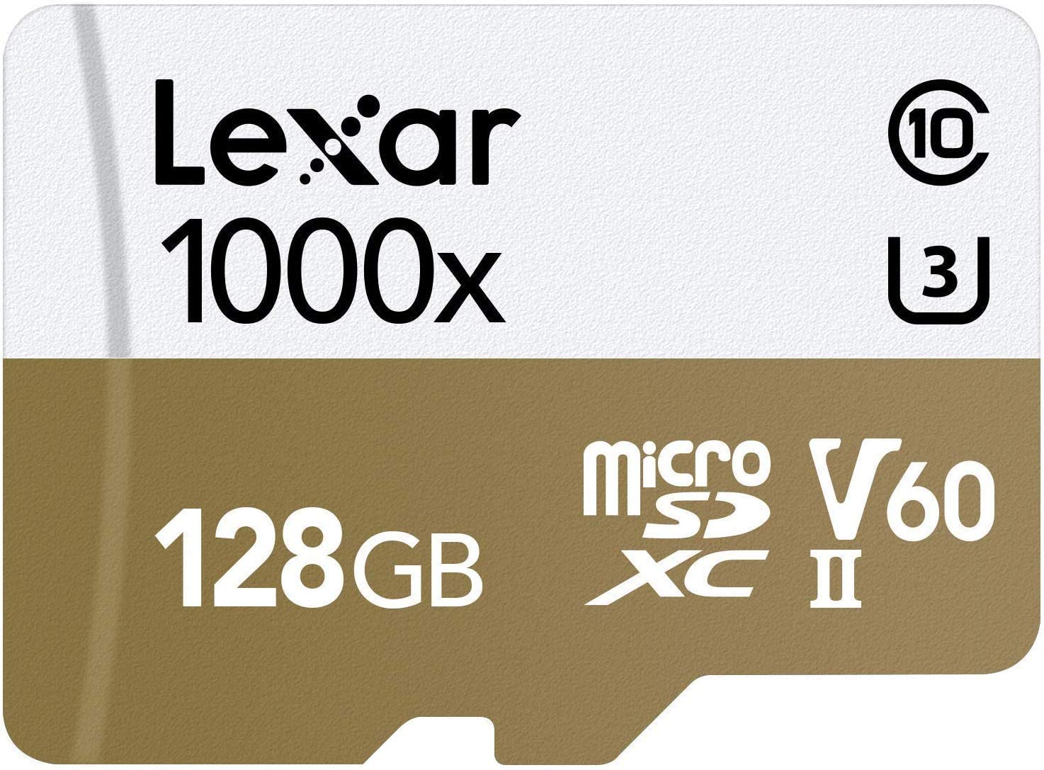 Lexar 1000x high performance micro sd card for surface pro