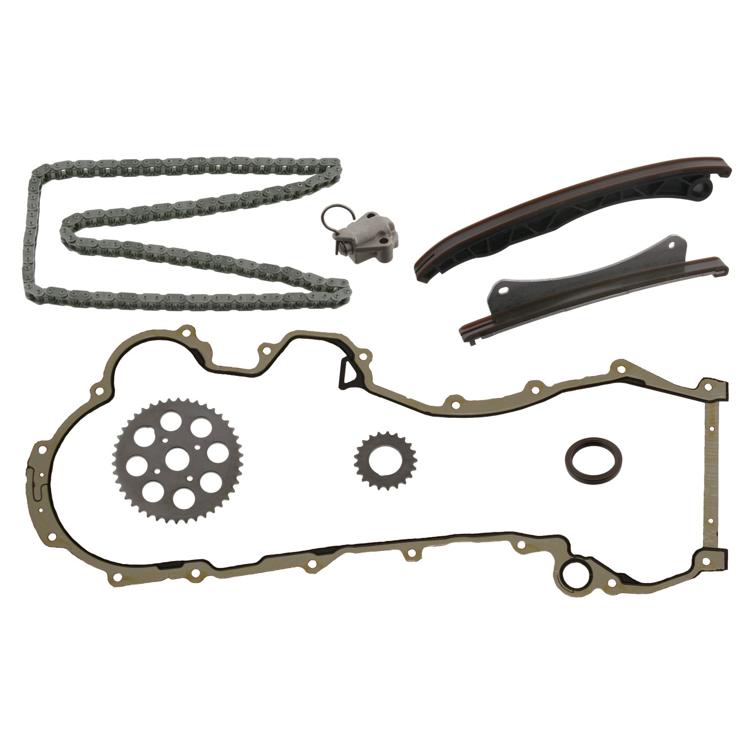 febi bilstein 31622 timing chain kit single, for camshaft  - Pack of 1