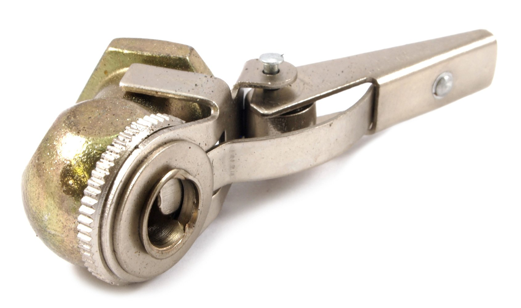 Forney 75487 Air Chuck, Direct Line with Snap On Clip, 1/4-Inch Female NPT