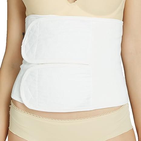 Ceinture post partum en coton - Gaine amincissante ventre plat - Marque  Neotech Care - Couleur 12b2eb775f5