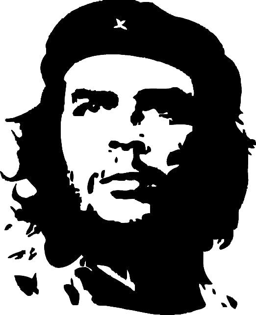 "Che Guevara Vinyl Wall Decal Sticker 10/"" Inches"