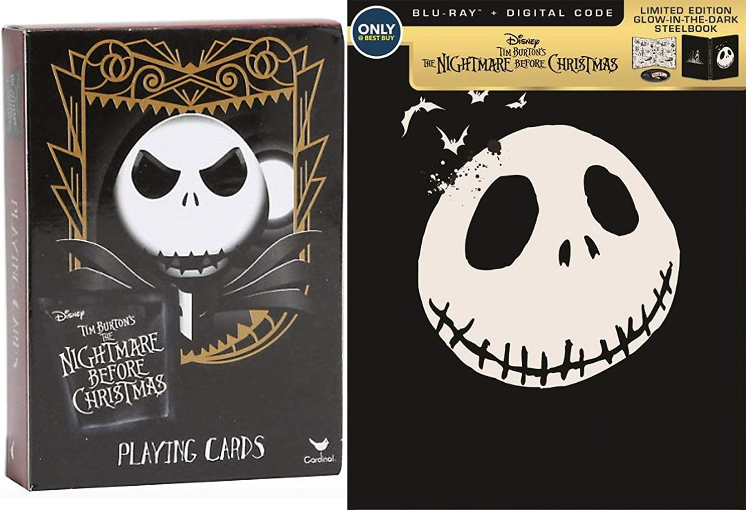Amazon.com: King Jack Skellington Disney The Nightmare Before ...