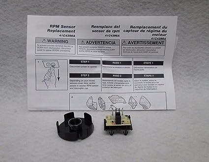 Amazon.com: LiftMaster RPM Sensor 41C4398A: Home Improvement on
