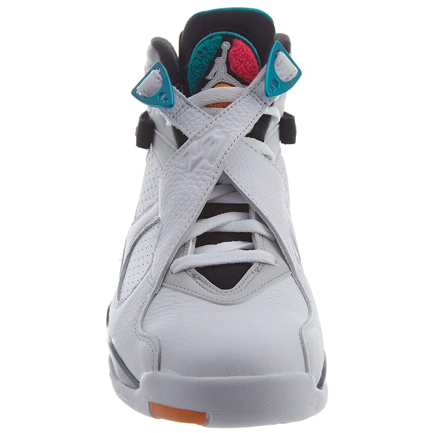 sale retailer 1d5bb 72bb1 Amazon.com   NIKE AIR Jordan 8 Retro South Beach 305381-113   Basketball
