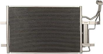4707 condenser For Nissan 350z 2003-2009 3.5 V6  W//Drier