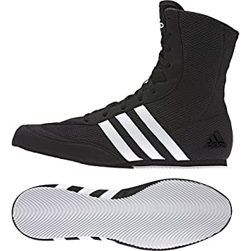 adidas boxhog ii boxing shoes - black