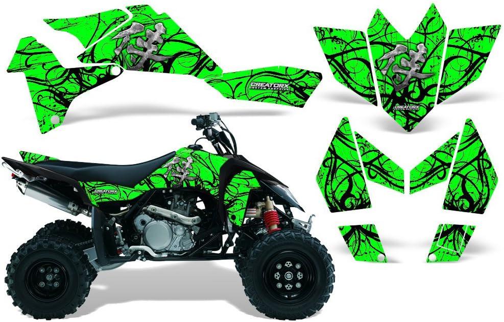 SUZUKI LT-R 450 LTR450 CREATORX GRAPHICS KIT SAMURAI RW
