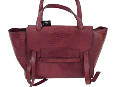 Image Unavailable. Image not available for. Color  Alessandro Mari Italian Leather  Tote Bag Satchel Womens Shoulder Handbags Purses b32baf559a