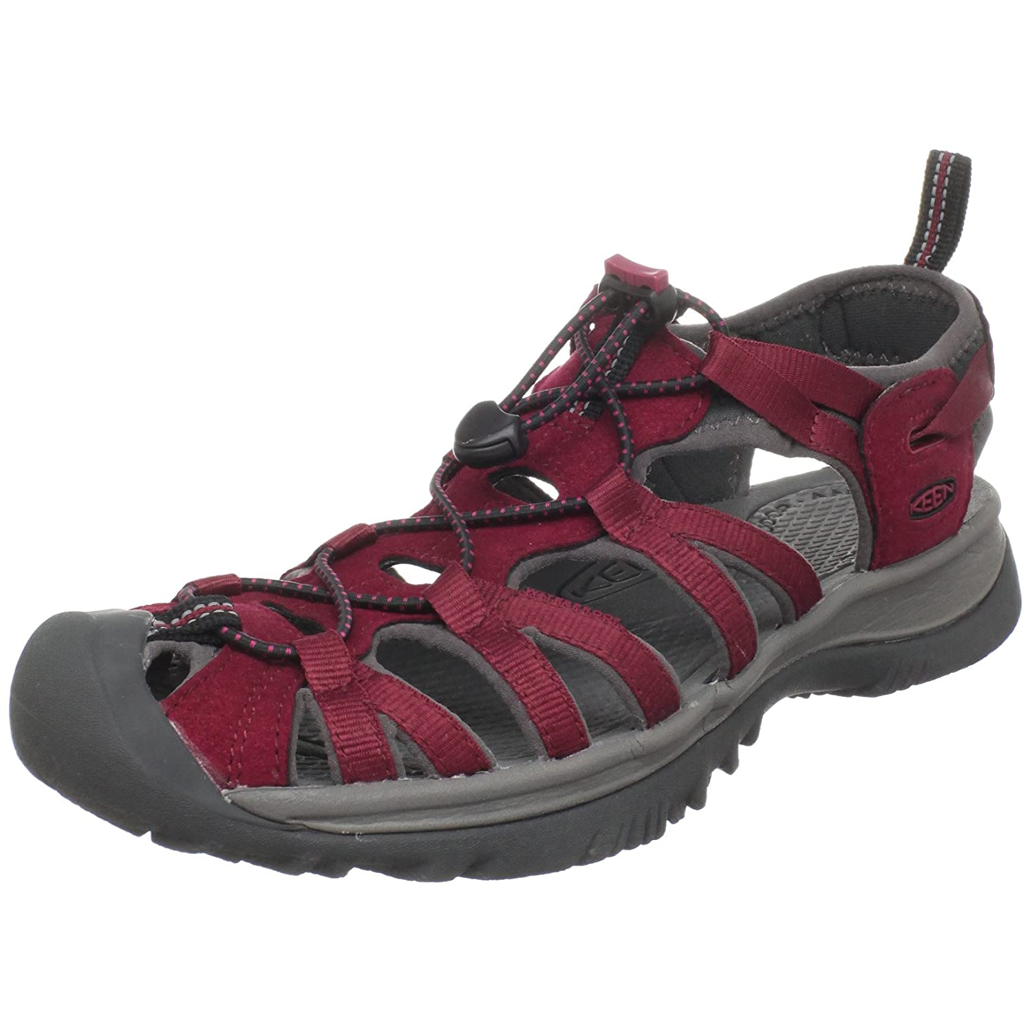 Keen WHISPER 1003713, WHISPER Red/Honeysuckle Sandales femme Keen Beet Red/Honeysuckle 08c3dcb - boatplans.space