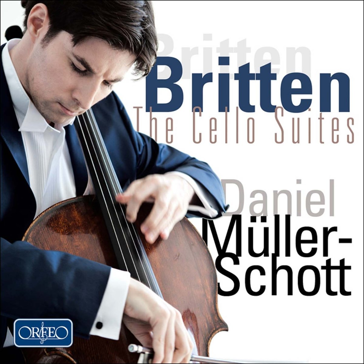 CD : Daniel M ller-Schott - Cello Suites (CD)