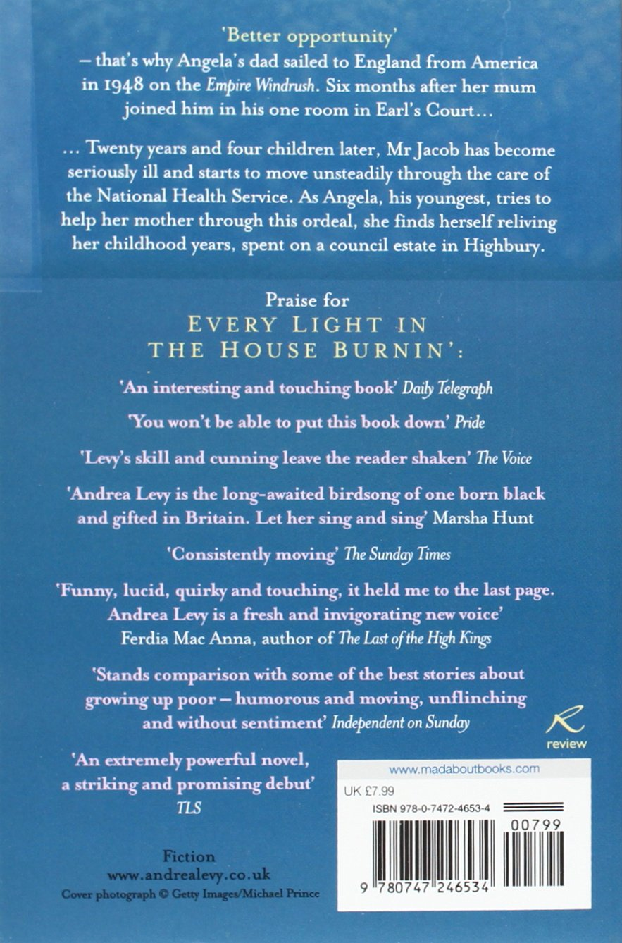 Every Light In The House Burnin': Andrea Levy: 9780747246534: Amazon:  Books
