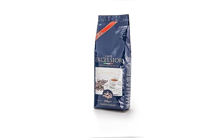 CAFFE EXCELSIOR 100% ARABICA 250 GR. GRANI