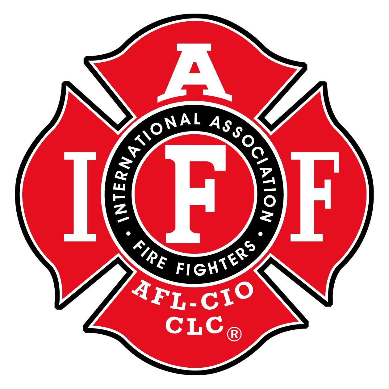 Amazon.com: IAFF International Fire Fighter Red Bumper Sticker 4\