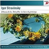 Stravinsky: The Firebird; Petrushka; Le Sacre de Printemps