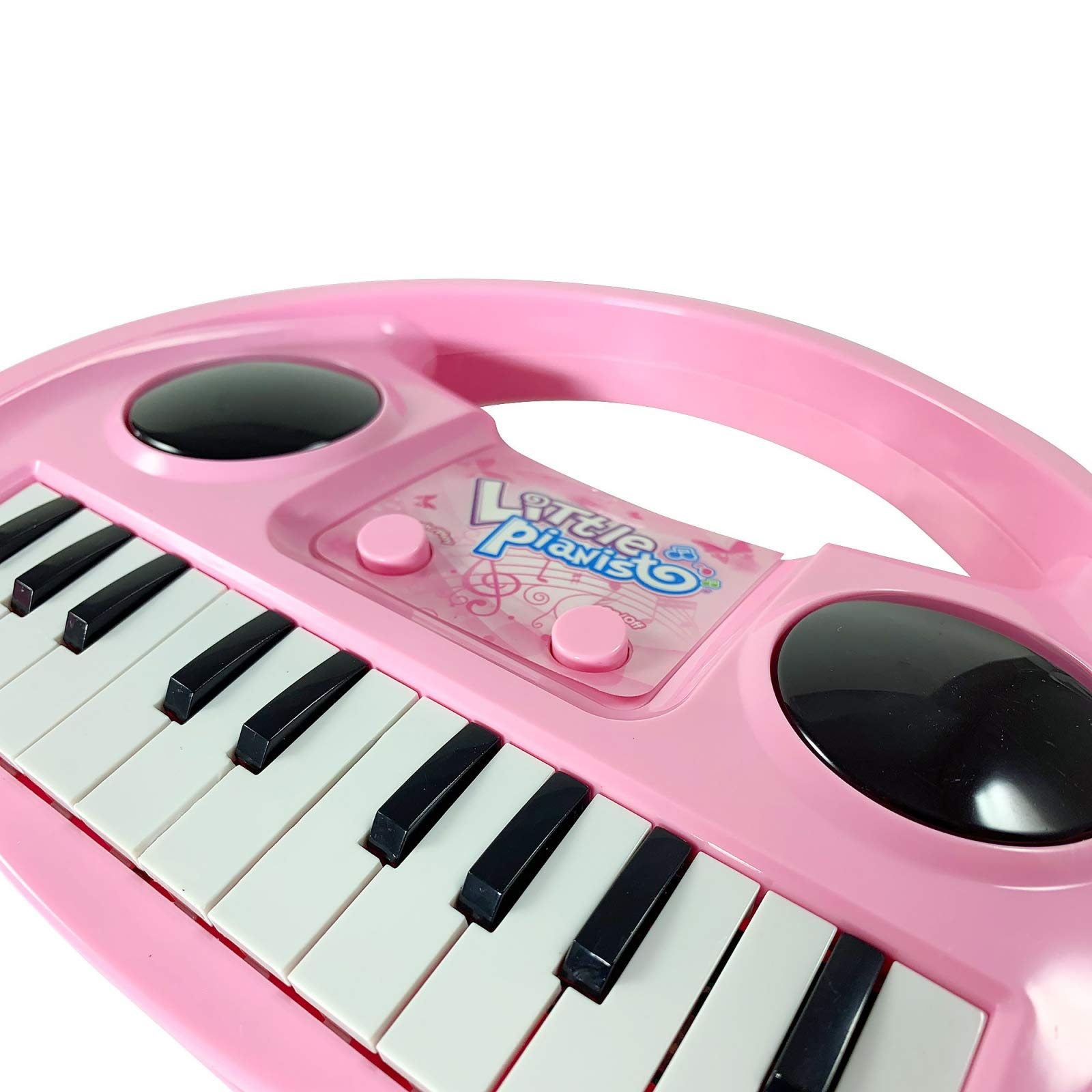 KidPlay Products Little Pianist Singing Musical Karaoke Lights Up Keyboard by KidPlay Products (Image #7)