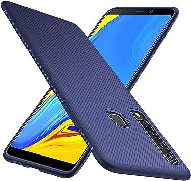 iBetter Samsung Galaxy A9 2018 Funda Fina de Silicona, Samsung ...