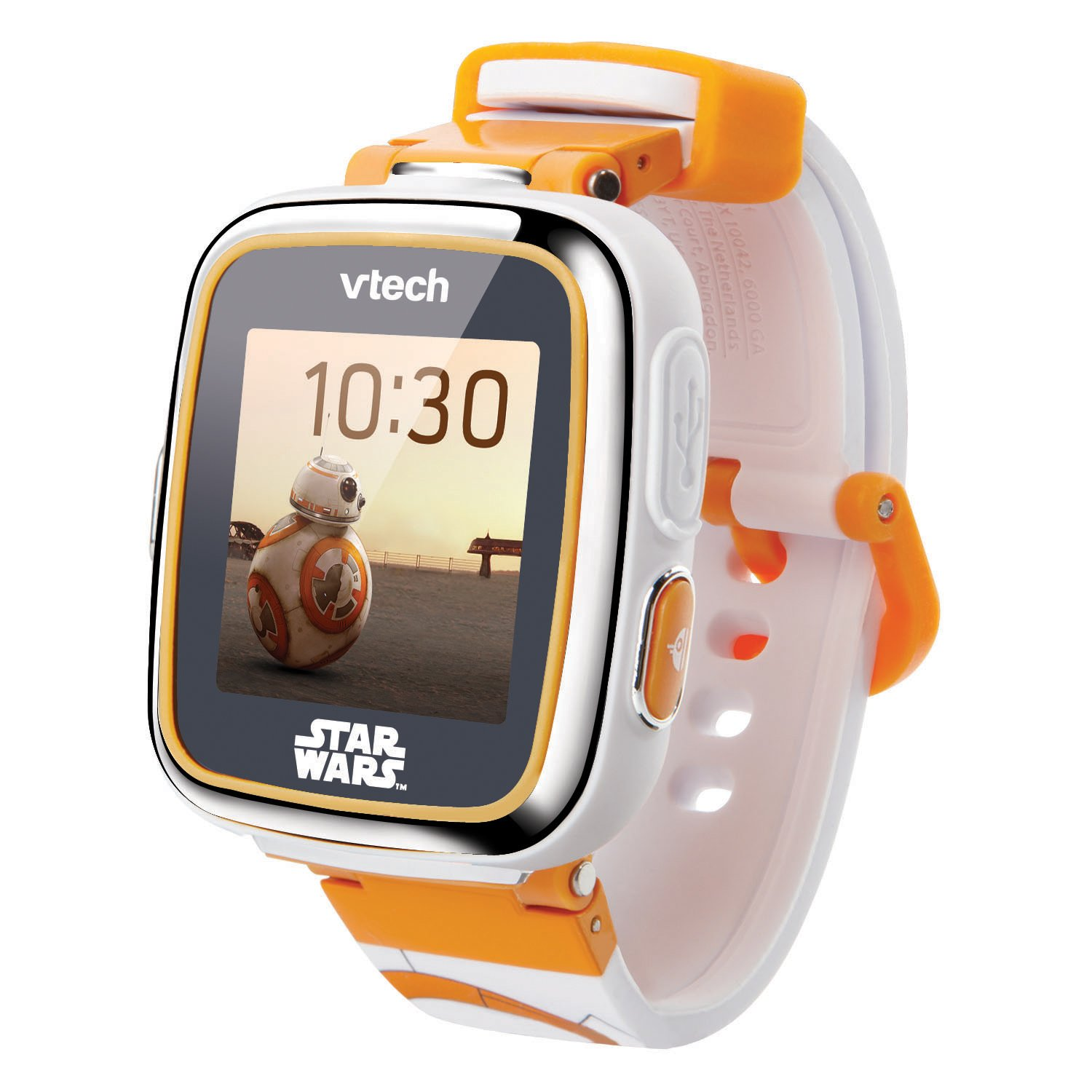 VTech 80-194244 Star Wars BB-8 - Reloj de Pulsera, Color Blanco