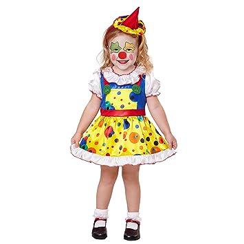 WIDMANN Disfraz de payaso para niños: Amazon.es: Juguetes y ...