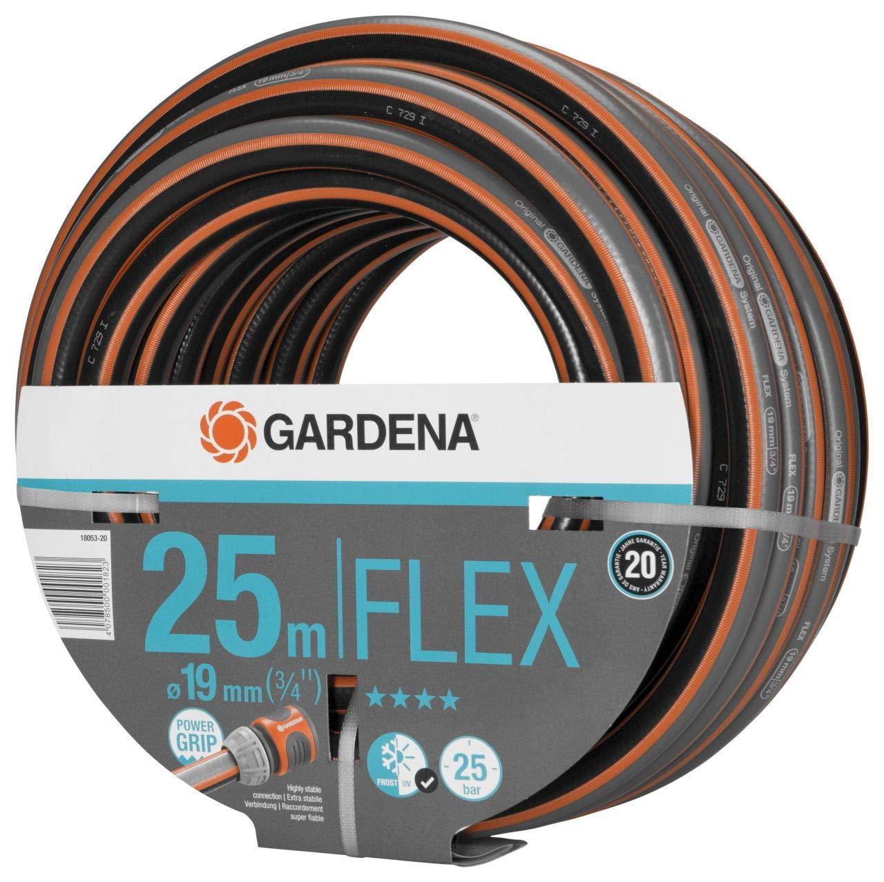 82.5-Feet GARDENA 3//4-Inch by 25m Garden Hose