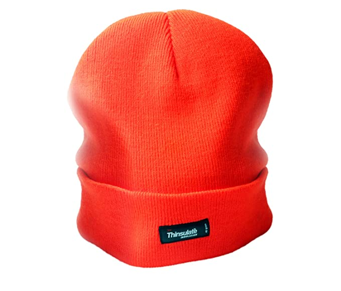 Image Unavailable. Image not available for. Color  OODOOR Men s 3M  Thinsulate Knitted Winter hat 87638bf66b2b