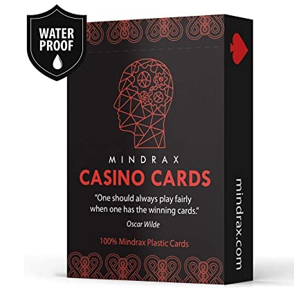 Mindrax Naipes Premium | Cartas de póker de diseño ...
