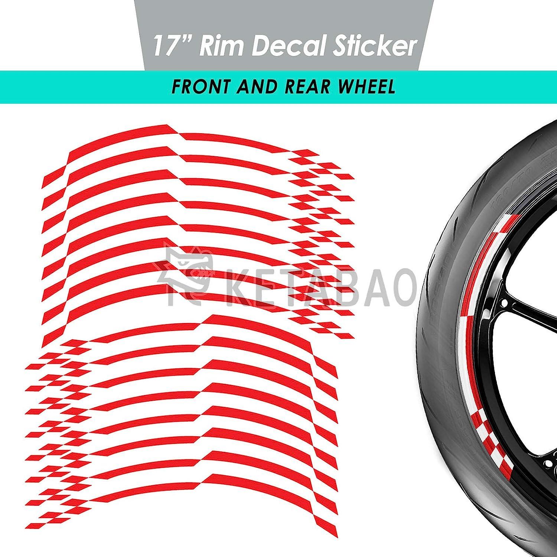 Black Hose /& Stainless Red Banjos Pro Braking PBK7387-BLK-RED Front//Rear Braided Brake Line