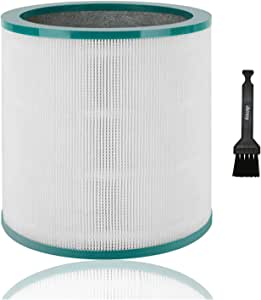 iAmoy Reemplazo de Filtro HEPA Compatible Dyson Pure Cool Link TP02 TP03 TP00 AM11 Purificador de Aire: Amazon.es: Hogar