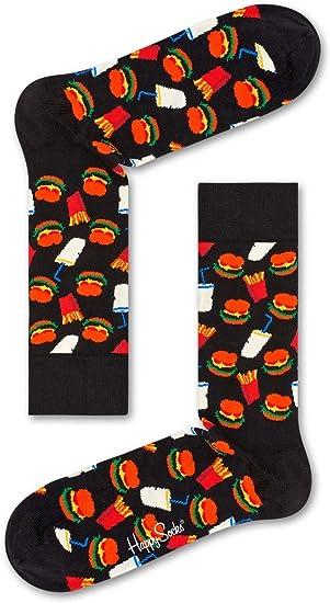 Happy Socks Hamburger Sock Calzini Donna