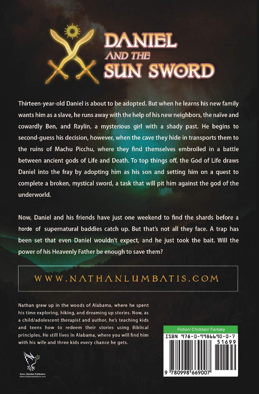Amazon com: Daniel and the Sun Sword (Sons and Daughters