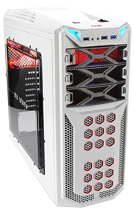 32d9d4a239bb ADAMANT Extreme Liquid Cooled Gaming Computer Intel Core i7 7700K 4.2Ghz  16Gb DDR4 4TB HDD