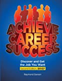 Achieve Career Success, 2e, Brief