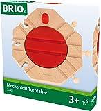 BRIO World  - 33361 - PLAQUE TOURNANTE MECANIQUE