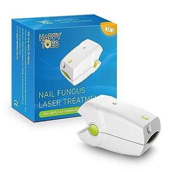 Amazon.com: Happy Toes Nail Fungus Treatment Laser Device ...