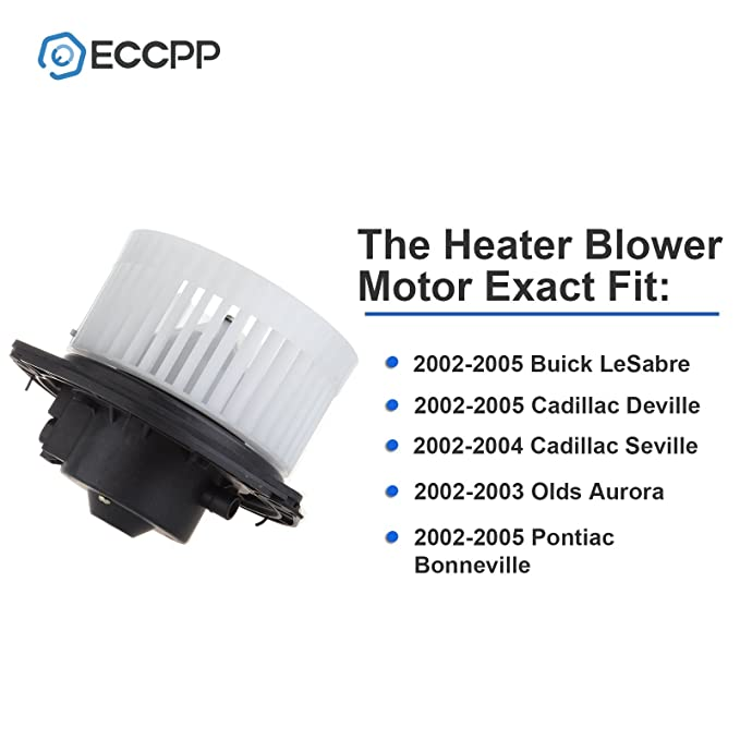 2004 Buick Lesabre Blower Motor Not Working