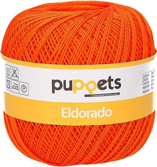 Puppets Eldorado Multicolor Stärke 10 Häkelgarn 50 g alle Farben 7€//100g