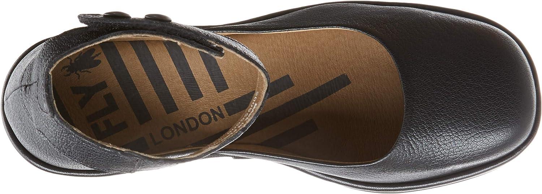 Womens Fly London Jody Mousse Ankle