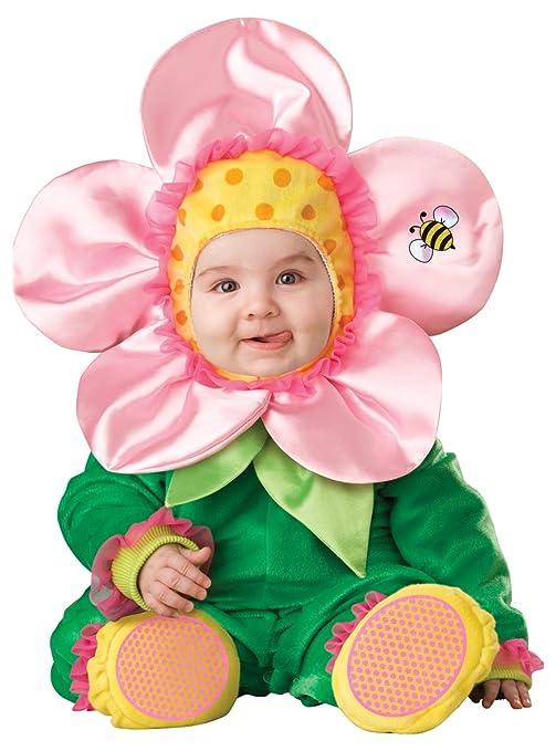 reputazione affidabile scegli autentico carino e colorato Costume da fiorellino primaverile per bebè travestimento da ...