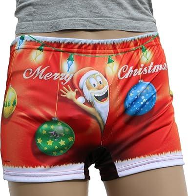ITATI-Textilien Boxershort Frohe Weihnachten = Kunden nutzen Sie ...