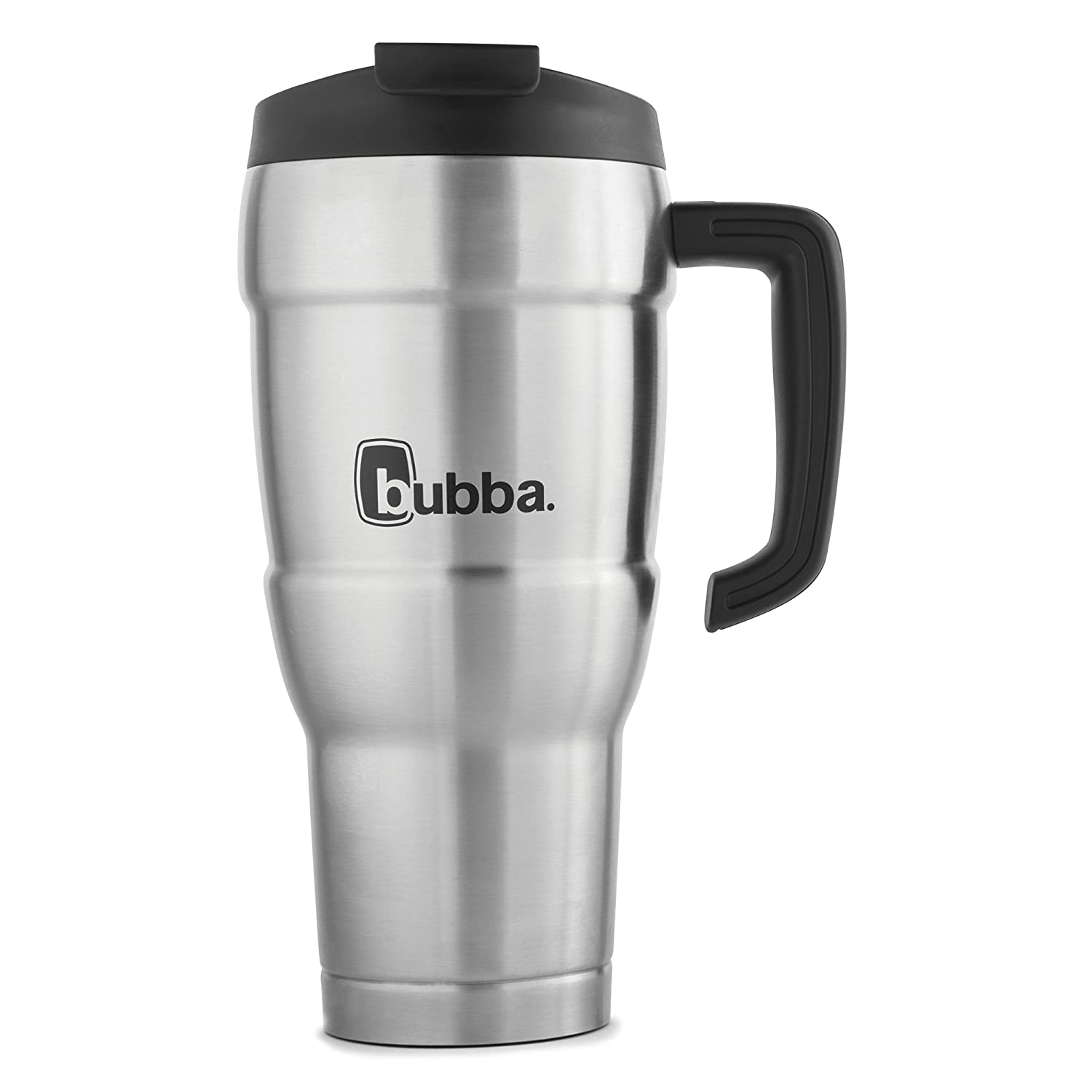 bubba Hero XL Vacuum-Insulated Stainless Steel Travel Mug, 30 oz., Stainless Steel
